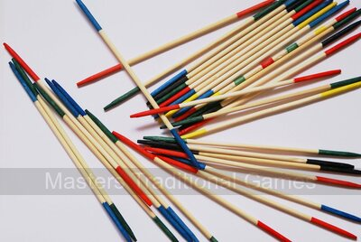 Pick Up Sticks - by House of Marbles