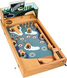 Wooden Pinball Game - Golf Course