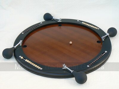 Puff Billiards - Deluxe version - 4 player