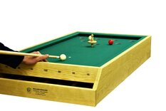 Table-Top Bar Billiards Table (4 foot)
