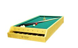 Table-Top Bar Billiards Game