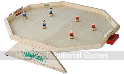 WeyKick Football / Soccer Arena (2 - 6 players)