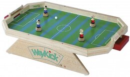 WeyKick Stadion Football / Soccer Game (green pitch surface)