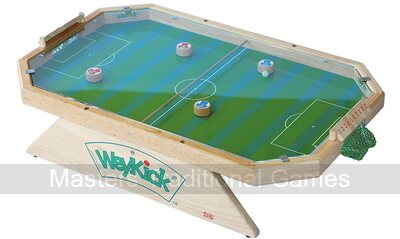 WeyKick Stadion Football / Soccer Game (with protective acrylic top)