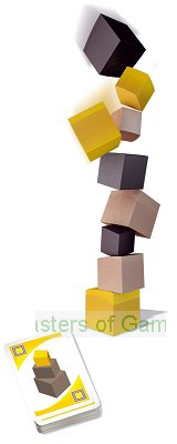 Wonky Blocks - Tumble Tower Game