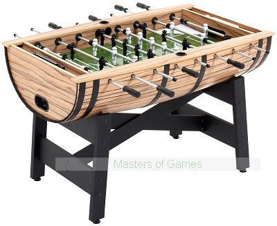 Mightymast Barrel Football Table