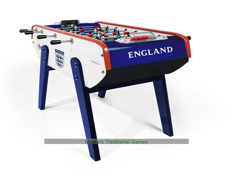 Bonzini b90 limited edition official england football table for English football tables
