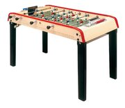 Bonzini Straight leg Football Table (wheelchair accessible)