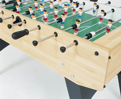 Garlando Folding F20 Football Table (solid rods)