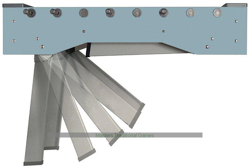 FAS Smart Folding Football Table - Smart fold up tables