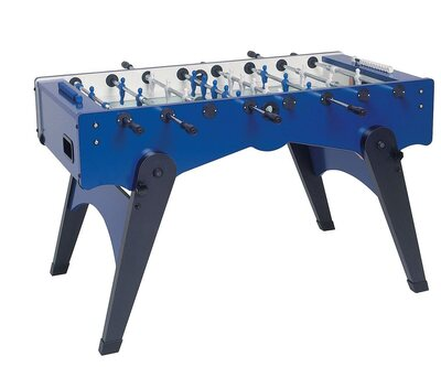Garlando Foldy (collapsible) Football Table - Blue