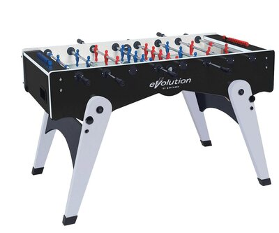 Garlando Foldy (collapsible) Football Table - Evolution Style