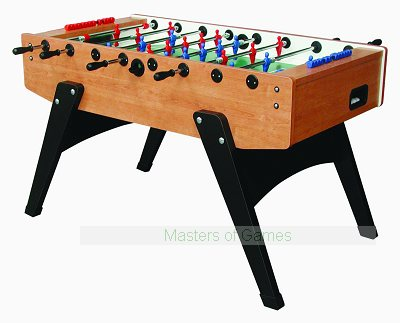 Garlando G2000 Football Table - Cherrywood