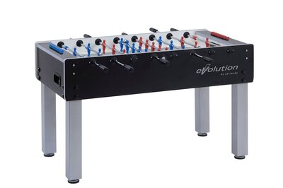 Garlando G500 Evolution Football Table - Glass Playing Surface