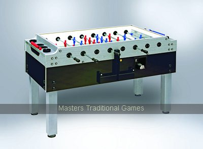 Silver Olympic Football Table