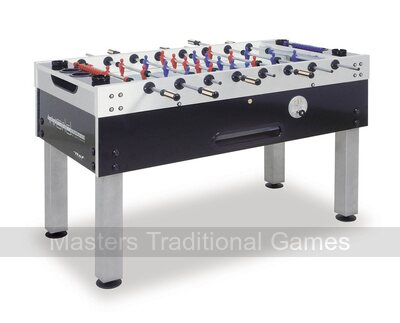 Garlando World Champion Football Table (Open top, standard Coin-op)