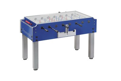 Garlando Class Weatherproof Football Table - Glass Top
