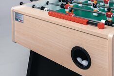 Garlando F-20 Football Table, with folding legs