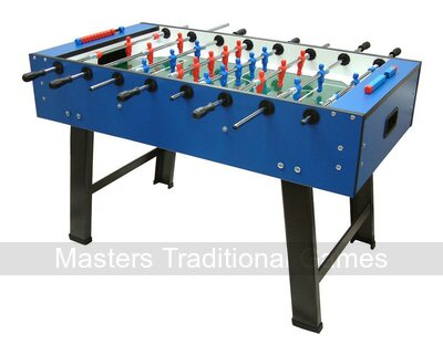 Smile Italian FAS Football Table Blue
