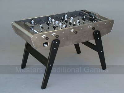 Stella Babyfoot Pro Football Table - Grey