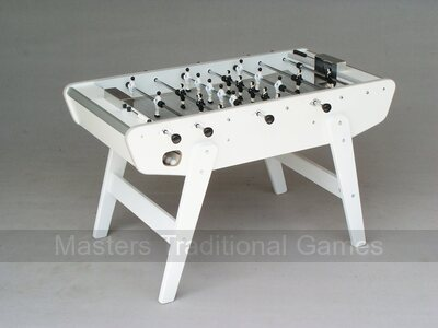 Stella Babyfoot Pro Football Table -White