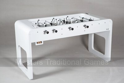 Stella Babyfoot Smartline Football Table - White
