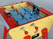 Stella Babyfoot You & Me Football Table - Yellow