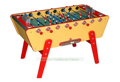 Babyfoot Stella Champion Collector Table Football - Yellow