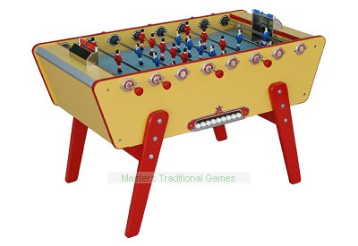 Babyfoot Stella Champion Table Football - Yellow