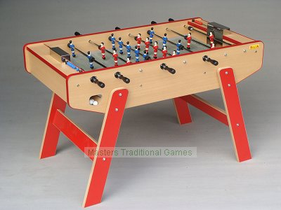 Stella Loisirs Babyfoot Family Football Table - Beech