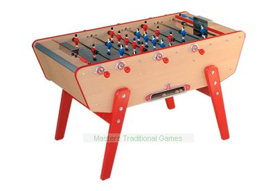 Babyfoot Stella Star Table Football - Beech