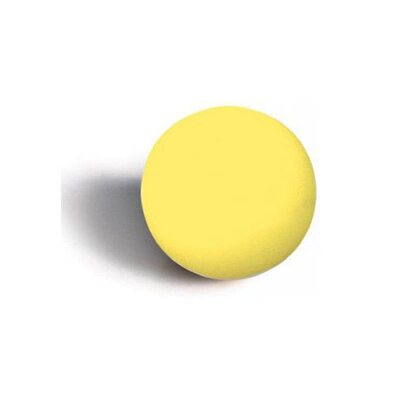 Set of 10 Garlando Yellow table football balls (33mm  diam)