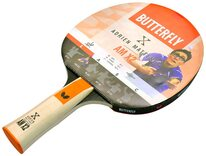 Butterfly Adrien Mattenet AM X2 Table Tennis Bat