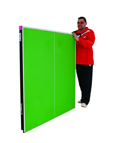 Butterfly Compact 16 Table Tennis Table - Green