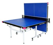 Butterfly Easifold Deluxe 22 Rollaway Table Tennis Table - Blue