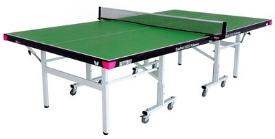 Butterfly Easifold Deluxe 22 Rollaway Table Tennis Table - Green