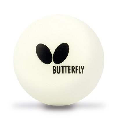 Butterfly Easy Table Tennis Balls - box of 120 balls