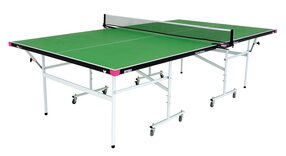 Butterfly Fitness Rollaway Table Tennis Table - Green