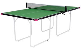Butterfly Junior Compact Table Tennis Table - 3/4 size