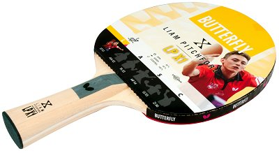 Butterfly Liam Pitchford LP X1 Table Tennis Bat