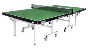 Butterfly National League 25 Table Tennis Table - Green