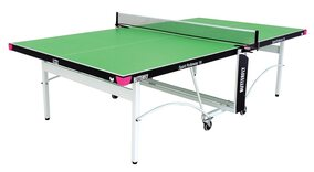 Butterfly Spirit 19 Rollaway Table Tennis Table - Green