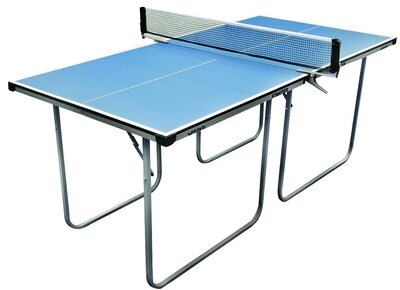 Butterfly Starter Table Tennis Table - 6ft, Blue