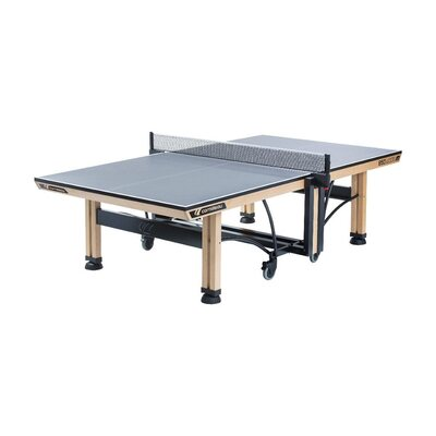 Cornilleau Competition Wood 850 Rollaway 25mm Table Tennis Table  - Grey