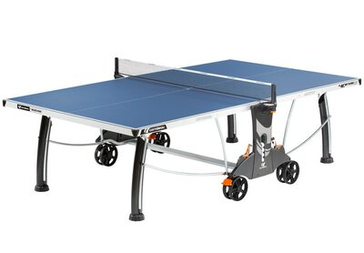Cornilleau Performance 400M Outdoor Crossover Table Tennis Table - Blue
