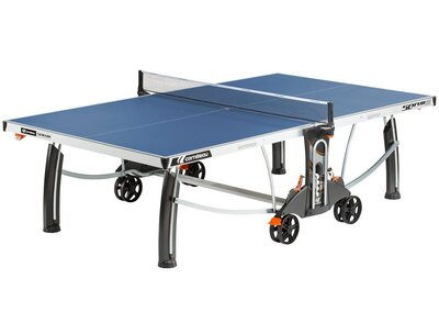 Cornilleau Performance 500M Crossover Outdoor Table Tennis Table - Blue