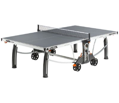 Cornilleau Performance 500M Crossover Outdoor Table Tennis Table - Grey
