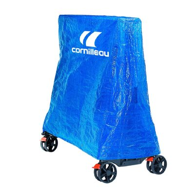 PVC Cover for Cornilleau Table Tennis Tables - Blue