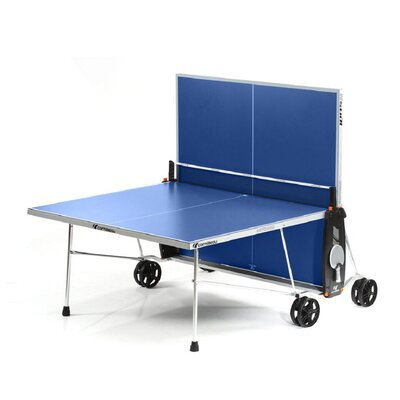 Cornilleau Sport 100S Outdoor Table Tennis Table - Blue