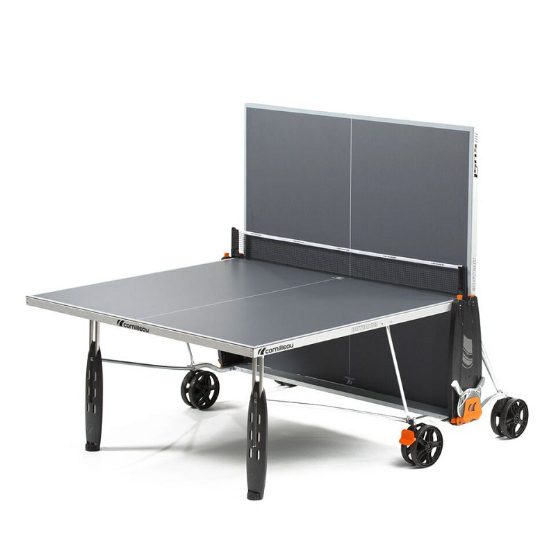 Cornilleau sport 150s outdoor crossover table tennis table - Outdoor table tennis table nz ...